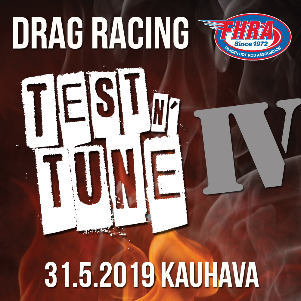 FHRA Test n´Tune IV 2019