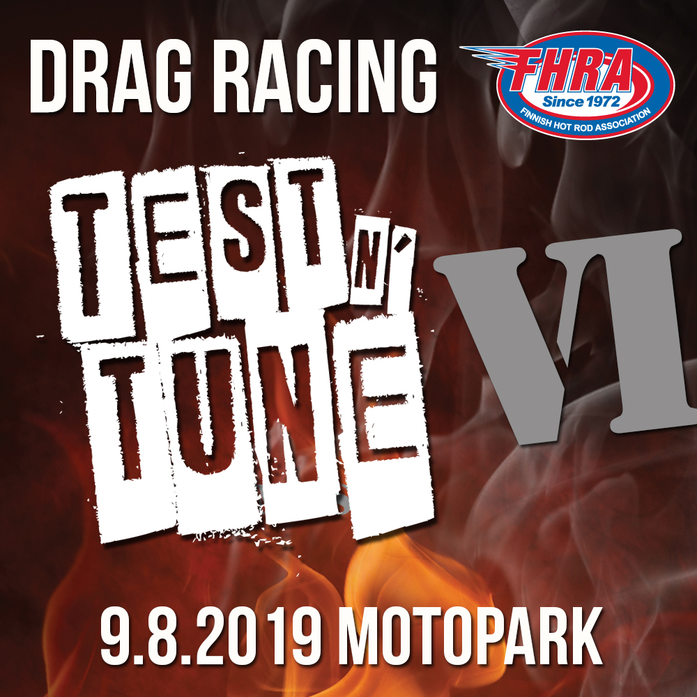 Events on www dragracing eu