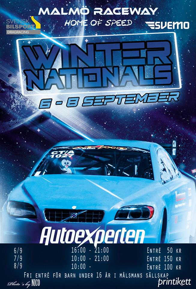 Winter Nationals 2019
