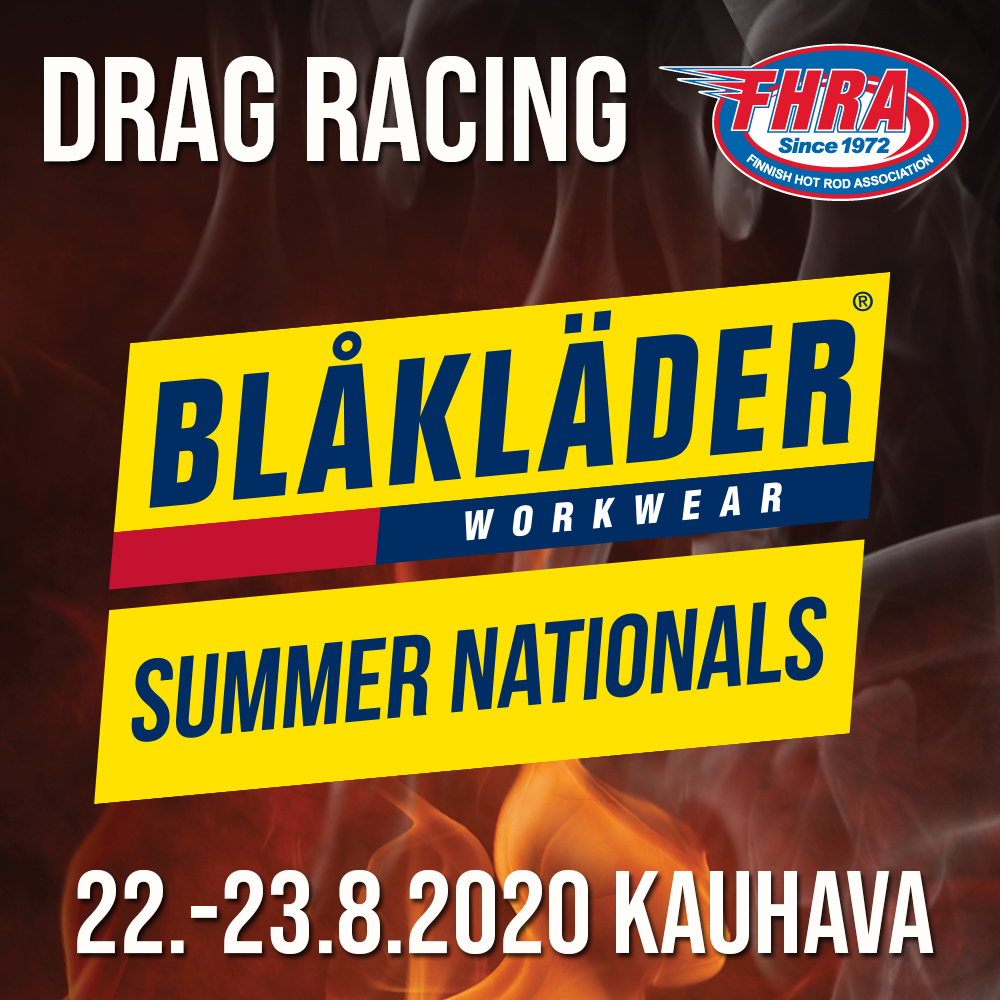 Blåkläder Summer Nationals 2020