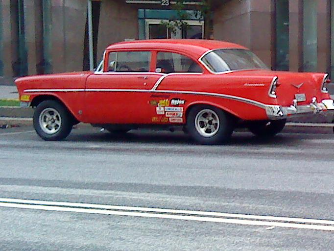 Chevy Bel Air -56